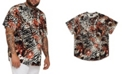 Mvp Collections By Mo Vaughn Productions MVP Collections Big and Tall Animal Print Hi-Lo Tee