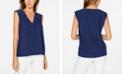 Alfani V-Neck Top, Created for Macy's