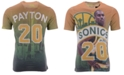 Mitchell & Ness Men's Gary Payton Seattle SuperSonics City Pride Name And Number T-Shirt