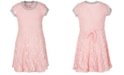 Bonnie Jean Toddler Girls Athletic Lace Dress