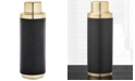 Hotel Collection Black & Gold Cocktail Shaker, Created for Macy's