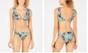 Nanette Lepore Bloomin' Botanical Heartbreaker Bikini Top & Bloomin' Botanical Charmer Bottoms