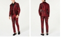 INC International Concepts I.N.C. Slim-Fit Animal Print Suit Separates, Created for Macy's