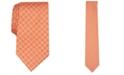 Perry Ellis Men's Meira Classic Grid Dot Tie