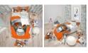Design Art Designart 'Monkey With Mirror Sunglasses' Tropical Duvet Cover Set - Twin
