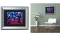"Trademark Global Natasha Wescoat 'Star Lit Dream' Matted Framed Art - 11"" x 14"""