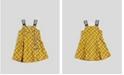 Kinderkind Big, Little & Toddler Girls Flannel Dress