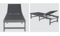 Safavieh Tesner Outdoor Lounge Chair