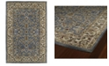 Kaleen Mystic William-01 Blue 2' x 3' Area Rug