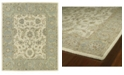 Kaleen Solomon King David-52 Ivory 4 'x 6' Area Rug