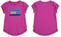 Levi's Little Girls Logo-Print Crayola T-Shirt