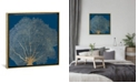 """iCanvas Gold Coral Iii by Aimee Wilson Gallery-Wrapped Canvas Print - 26"""" x 26"""" x 0.75"""""""