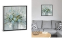 "iCanvas Blue Bouquet Iii by Carol Robinson Gallery-Wrapped Canvas Print - 18"" x 18"" x 0.75"""