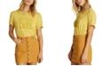 Billabong Juniors' Cotton Corduroy Mini Skirt