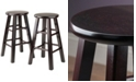 """Winsome Pacey 2-Piece 24"""" Bar Stool Set"""