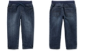 Carter's Toddler Boys Cotton Drawstring Jeans