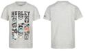 Hurley Big Boys Shark-Print T-Shirt