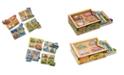 Melissa and Doug Mini-Puzzle Pack Bundle