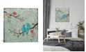 "iCanvas Love Birds I by Katy Frances Wrapped Canvas Print - 37"" x 37"""