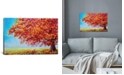 """iCanvas Serenity by Kimberly Adams Wrapped Canvas Print - 18"""" x 26"""""""