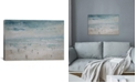 iCanvas  The Beach by Claudio Missagia Wrapped Canvas Print Collection