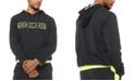 Michael Kors Men's Brushed Jersey Logo Hoodie
