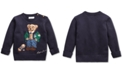 Polo Ralph Lauren Baby Boys Cotton Bear Sweater