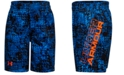 Under Armour Little Boys Trileido Boost Printed Shorts