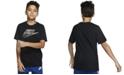 Nike Big Boys Logo Cotton T-Shirt