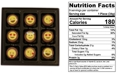 Chocolate Works 9-Pc. Emoji Oreos
