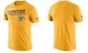 Nike Men's Green Bay Packers Sideline Legend Line of Scrimmage T-Shirt