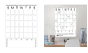 WallPops Calendar and Notes