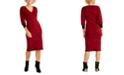 RACHEL Rachel Roy Bernadette Sweater Dress