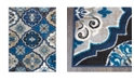 "Global Rug Designs Haven HAV01 Ivory 7'10"" x 10'5"" Area Rug"