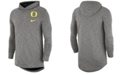 Nike Men's Oregon Ducks Hooded Sideline Long Sleeve T-Shirt