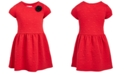 Epic Threads Toddler Girls Embossed-Heart Popover Dress, Created For Macy's