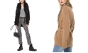Michael Kors Faux-Fur Cardigan, Regular & Petite Sizes