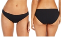 Michael Kors Classic Ribbed Bikini Bottoms