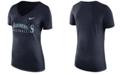 Nike Women's Seattle Mariners Practice T-Shirt