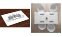 Ambesonne Queen Place Mats, Set of 4