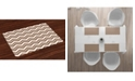 Ambesonne Tan Place Mats, Set of 4