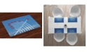 Ambesonne Airplane Place Mats, Set of 4