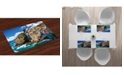 Ambesonne European Place Mats, Set of 4