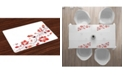 Ambesonne Chinese Place Mats, Set of 4