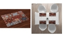 Ambesonne Victorian Place Mats, Set of 4
