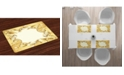 Ambesonne Pearls Place Mats, Set of 4