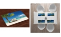 Ambesonne Seaside Place Mats, Set of 4