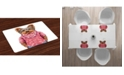 Ambesonne Yorkie Place Mats, Set of 4