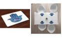 Ambesonne Evil Eye Place Mats, Set of 4