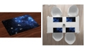 Ambesonne Constellation Place Mats, Set of 4